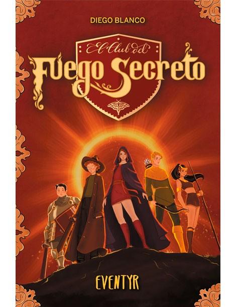 El club del fuego secreto 3: Eventyr (libro)