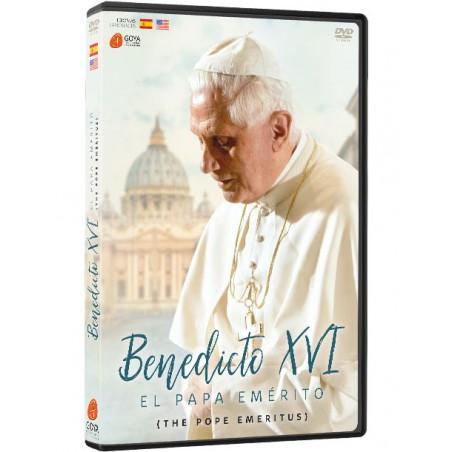 DVD Benedict XVI, The Pope Emeritus