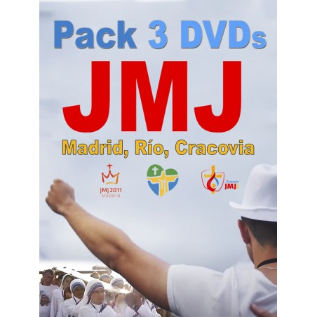 Pack JMJ Jornada Mundial de la Juventud