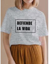 Camiseta · Defiende la vida (Blessing)