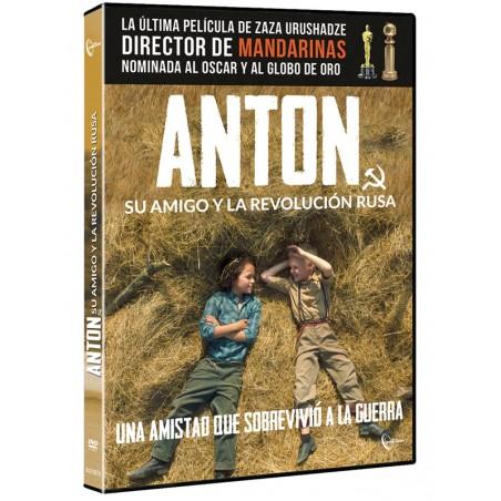 Antón, su amigo y la revolución rusa (DVD)