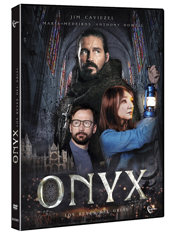pelicula en DVD ONYX, los reyes del Grial