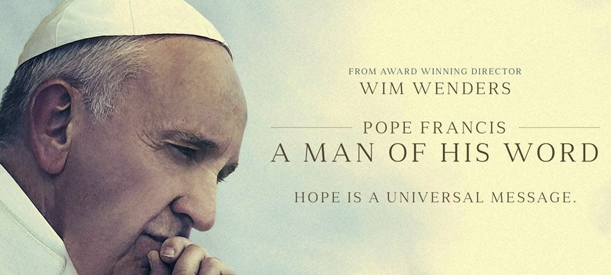 Pope Francis: A man of his Word en DVD