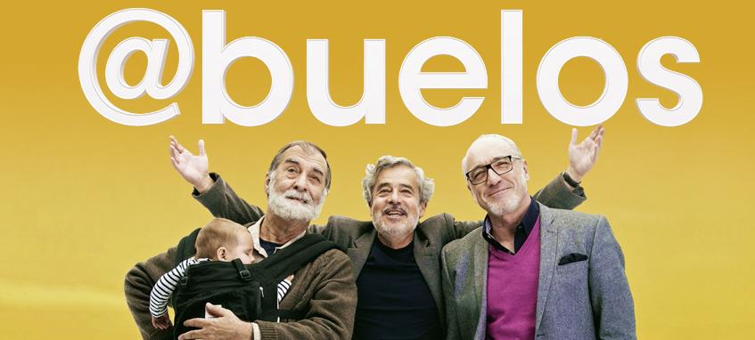 Pelicula en DVD Abuelos