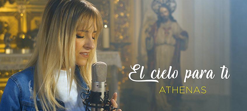 Athenas El Cielo para ti Corazon ARdiente