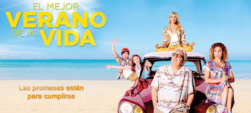 El mejor verano de mi vida en DVD