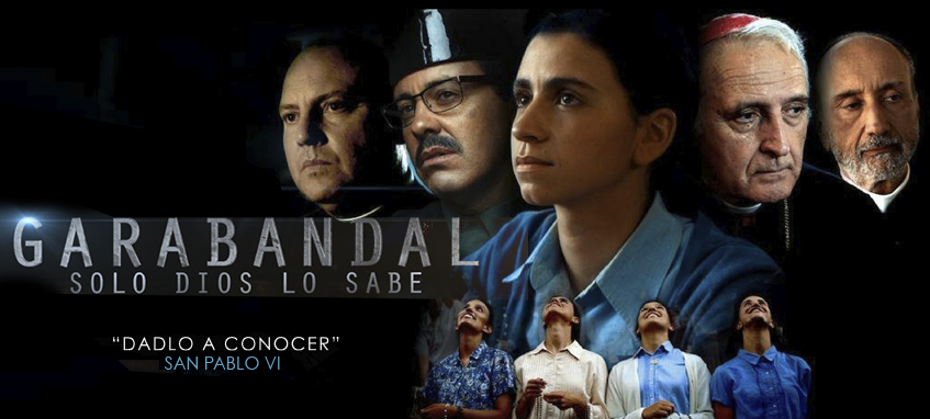 Pelicula en DVD Garabandal
