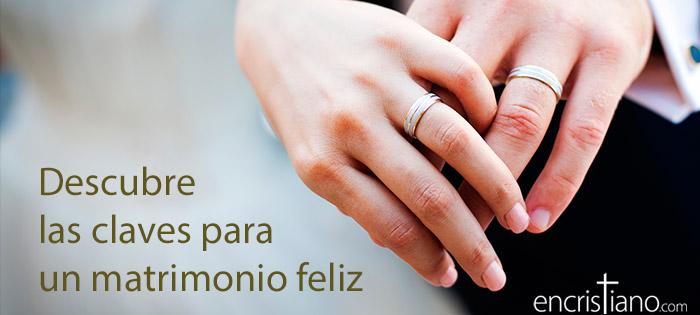 Matrimonio Catolico Con Un Ateo : Descubre las claves para un matrimonio feliz encristiano