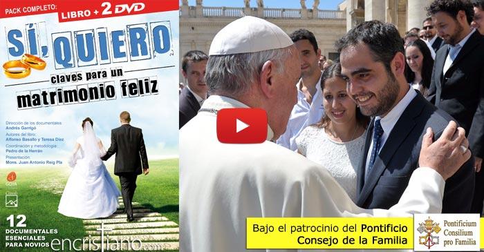 SÍ, QUIERO: Claves para un Matrimonio Feliz (2 DVDs + LIBRO)