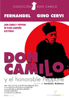 Película en DVD: Don Camilo y el Honorable Peppone