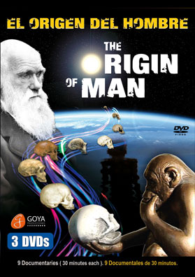 A series on 3 DVDs: The Origin of Man