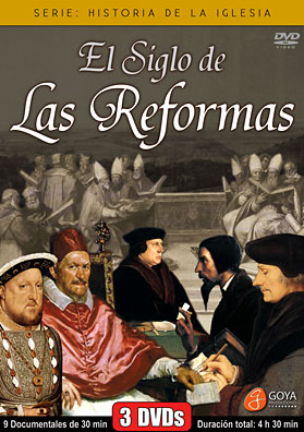 A series on 3 DVDs: The Century of Reforms