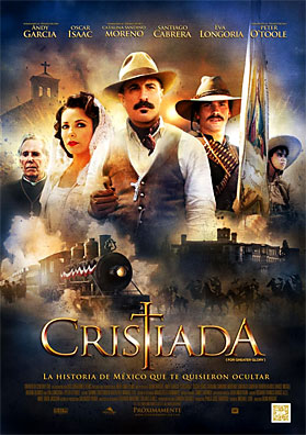 Película en DVD: Cristiada (For Greater Glory)