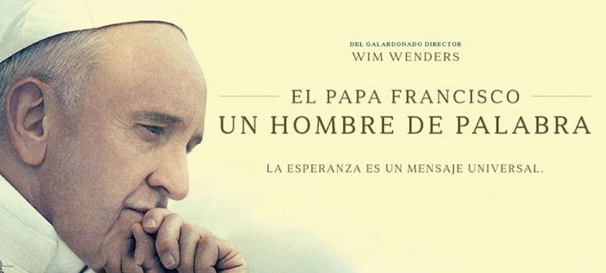 El Papa Francisco: un hombre de palabra en DVD