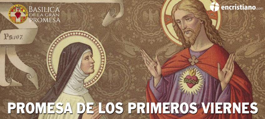 Promesas de los Primeros viernes de mes