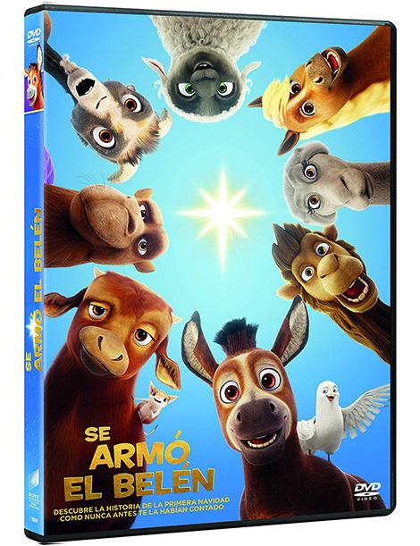 Película en DVD SE ARMÓ EL BELÉN