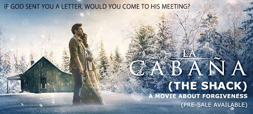 Película LA CABAÑA (DVD)