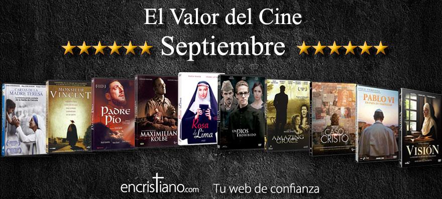 El Valor del cine: septiembre