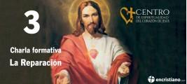 3ª CHARLA DE FORMACIÓN SOBRE EL CORAZÓN DE JESÚS