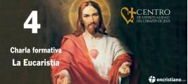 4ª CHARLA DE FORMACIÓN SOBRE EL CORAZÓN DE JESÚS