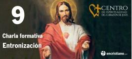 9ª CHARLA DE FORMACIÓN SOBRE EL CORAZÓN DE JESÚS