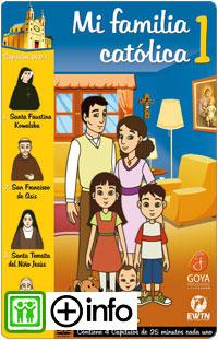 DVD MI FAMILIA CATÓLICA