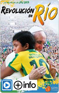 DVD JMJ RÍO 2013: REVOLUCIÓN EN RÍO