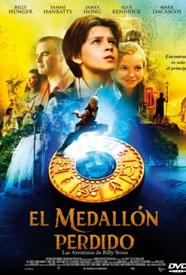 EL MEDALLÓN PERDIDO - Película en DVD