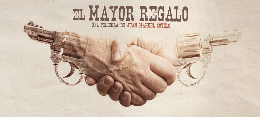 Película en DVD EL MAYOR REGALO